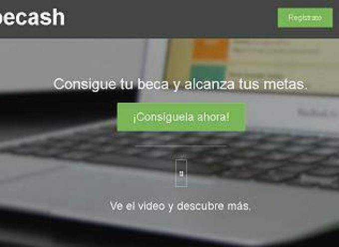 Becash, un buscador de becas a nivel global