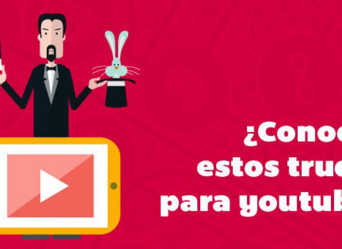 ¿Conoces estos trucos para Youtube?