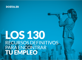 Los 130 recursos definitivos para encontrar tu empleo + 5 blogs imprescindibles