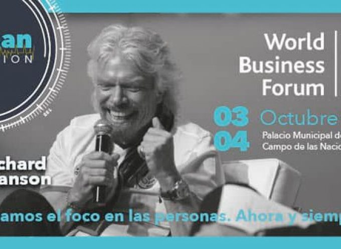 3 y 4 de octubre: World Business Forum en Madrid