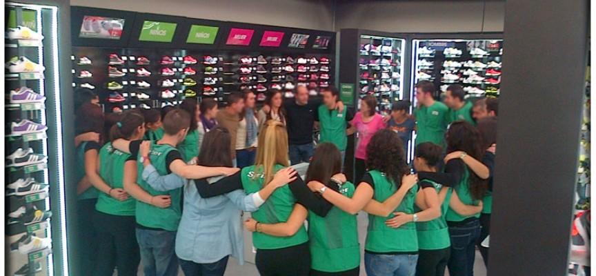 Sprinter busca personal para sus nuevas tiendas