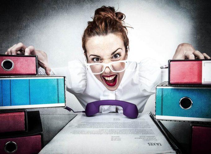 EU-OSHA lanza una campaña para combatir el estrés en el trabajo