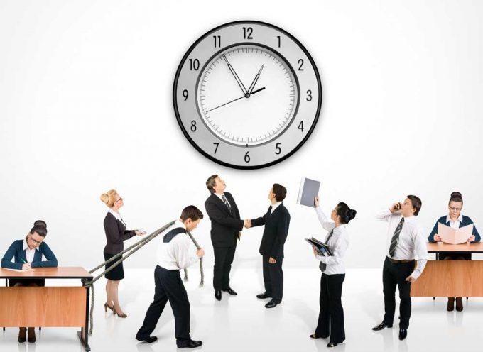 Herramientas para elaborar horarios
