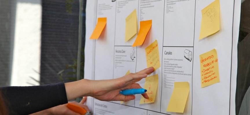 Descubre ocho aplicaciones para hacer un Business Model Canvas