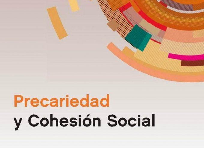 Interesante y desolador informe de Caritas (precariedad y cohesión social 2014)