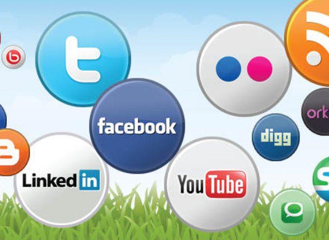 Las 10 redes sociales con mayor actividad en España
