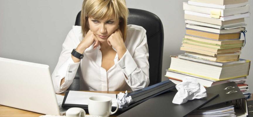 Evita los peores errores en tu trabajo