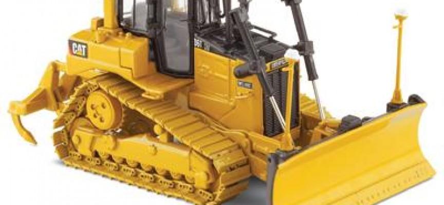 CAT, trabaja en el mayor fabricante de maquinaria de construcción