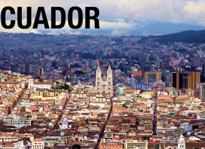 Diagnóstico para trabajar en Ecuador y enlaces.