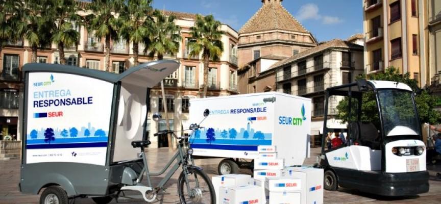 Compañía de transporte urgente y logística SEUR
