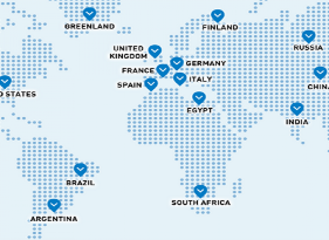 Becarios para trabajar en Unilever España y 469 empleos en el exterior.