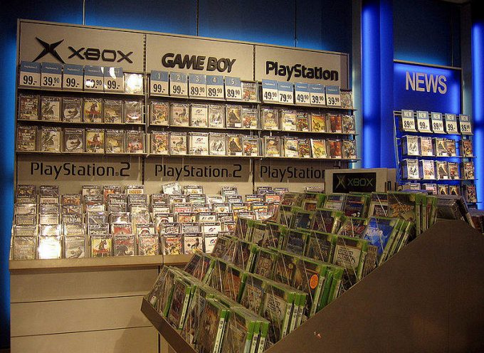 Empleo en la industria de los videojuegos