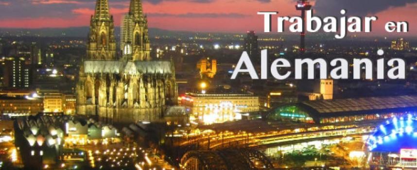 Guía útil para trabajar en Alemania