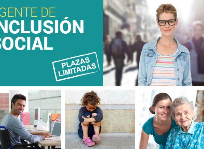 CURSO AGENTE INCLUSION SOCIAL