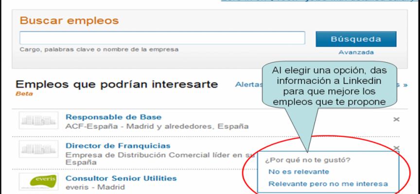 Linkedin para buscar empleo. Un nuevo canal para tu búsqueda