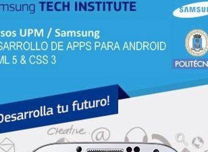 Samsung ofrece cursos gratuitos de desarrollo de apps para jóvenes desempleados