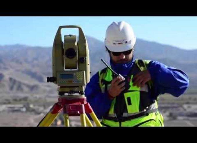 Oferta de trabajo: TOPOGRAFO / GEOMENSOR INGLES ALTO
