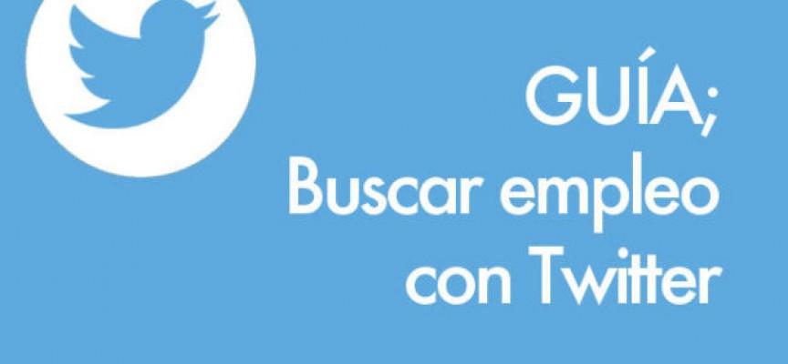 Cuentas de Twitter que te ayudarán a buscar empleo