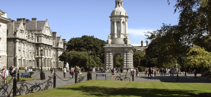 Trabajar en las Universidades de Irlanda