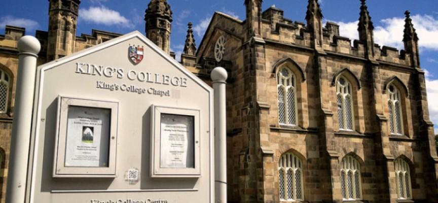 Trabajar en las Universidades de Escocia