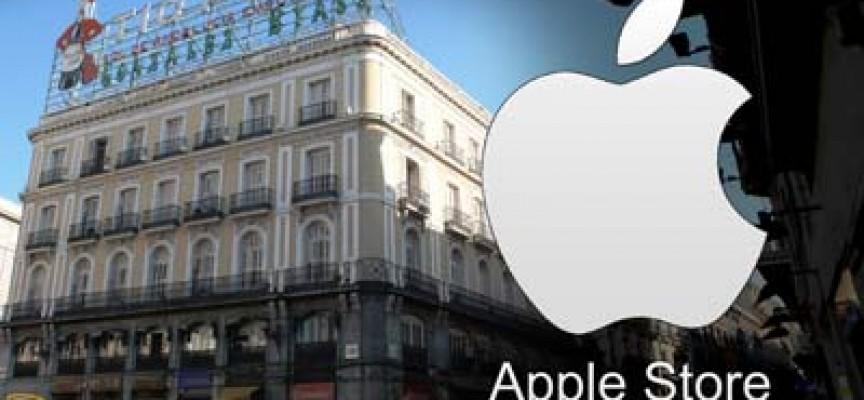 Apple Store Puerta del Sol dará trabajo a 125 personas
