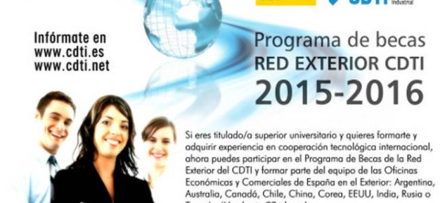 Becas Oficinas Internacionales para jóvenes titulados universitarios