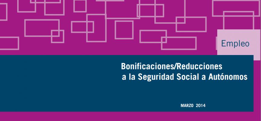 Principales bonificaciones a la seguridad social para el auto – empleo de los jóvenes