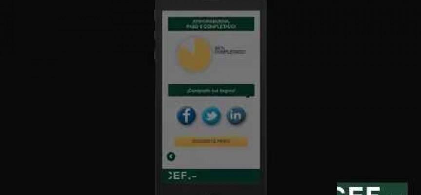 El CEF lanza una app gratuita de ayudapara emprendedores