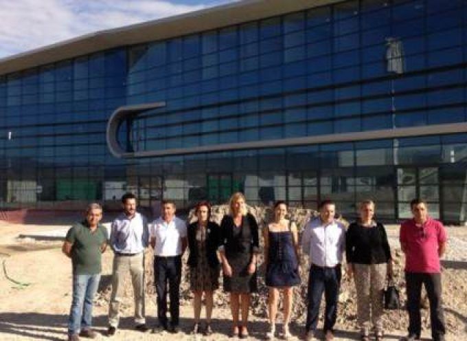 El Clúster Energético de Granada dará formación a 400 desempleados de la construcción