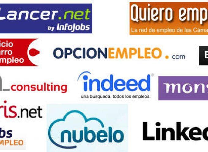 Recopilación de Portales de Empleo muy útiles para trabajar en el Extranjero