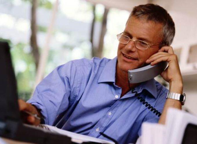 ¿Tienes una entrevista de trabajo por teléfono? Atento