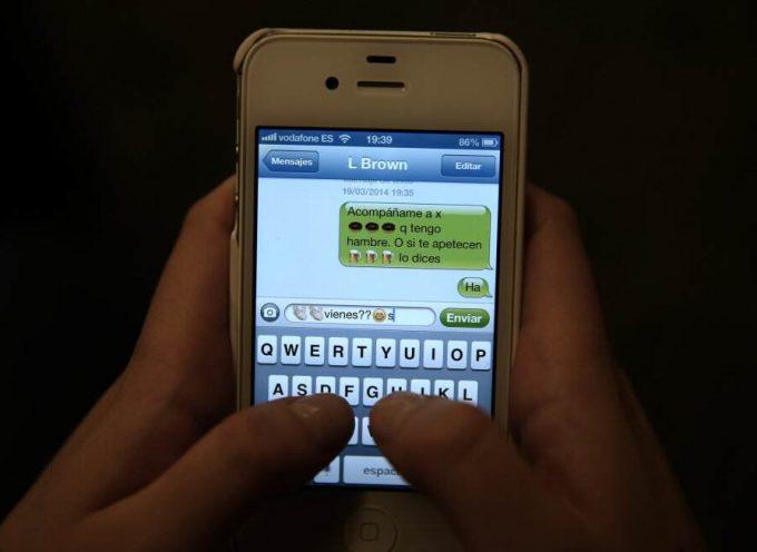 La mensajería de los teléfonos amenaza a las redes sociales
