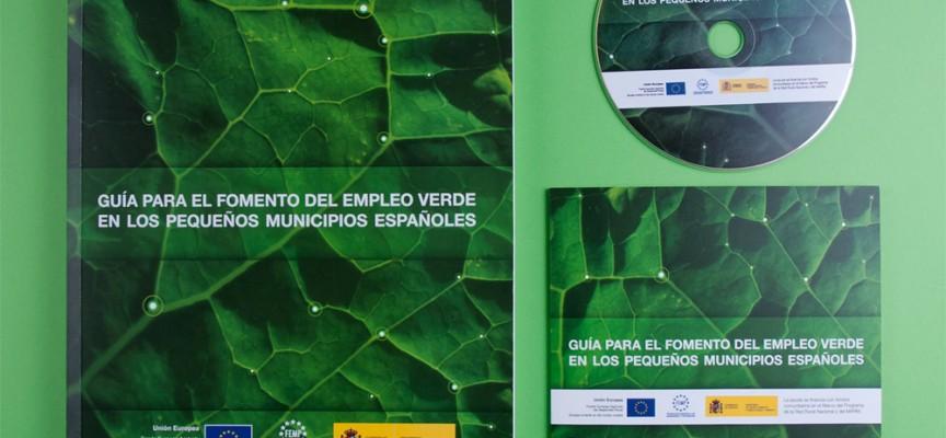 Guia para el fomento del empleo verde en pequeños municipios
