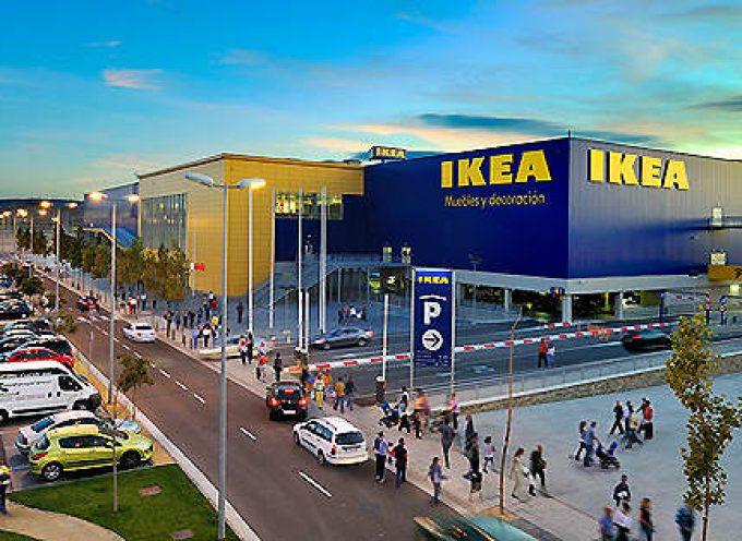 Ikea Málaga busca 20 mozos de almacén