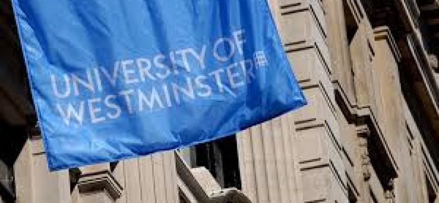 Becas Internacionales de la Universidad de Westminster, Reino Unido
