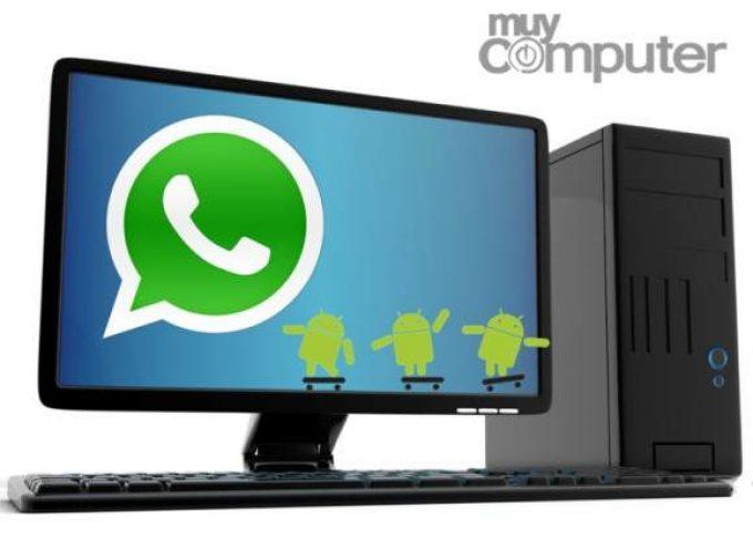 Cómo ver los WhatsApp en tu ordenador y/o tablet