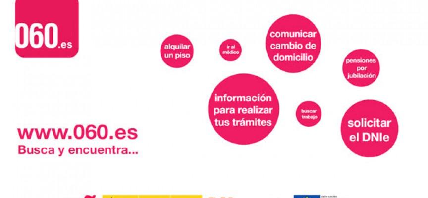 Enlaces a Boletines del 060.es (empleo publico, capacitación, ayudas, subvenciones, becas y premios)