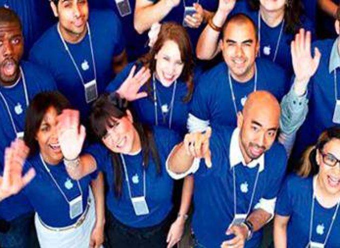 Apple lanza 19 ofertas de empleo para trabajar en España