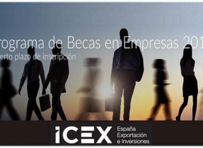 235 becas empresas 2015. Prácticas de un año en empresas españolas con actividad internacional (plazo 12 de septiembre)