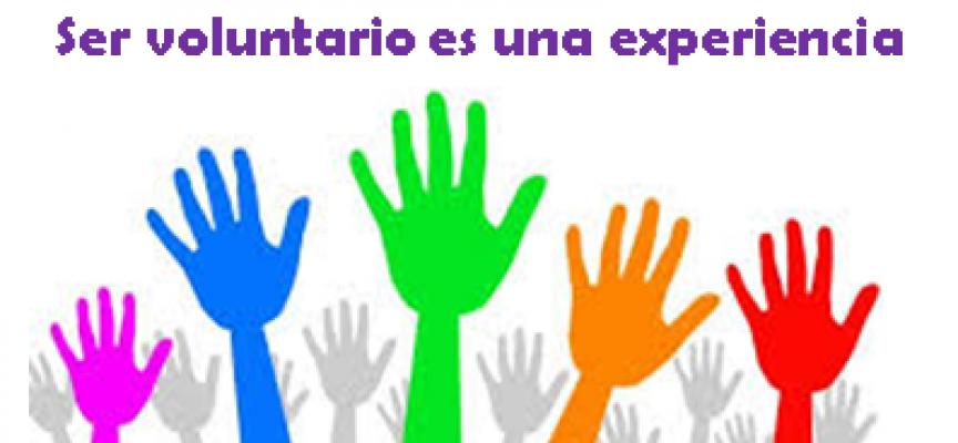 Trabajar de voluntario, un plus en tu experiencia