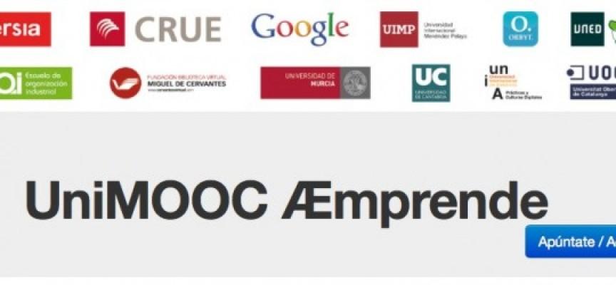 Nueva plataforma de Cursos online gratuitos para Emprendedores.