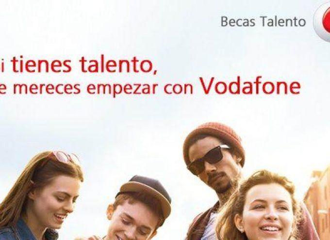 Universia lanza la octava edición de las becas Talento Joven Vodafone (hasta el 29 de agosto)
