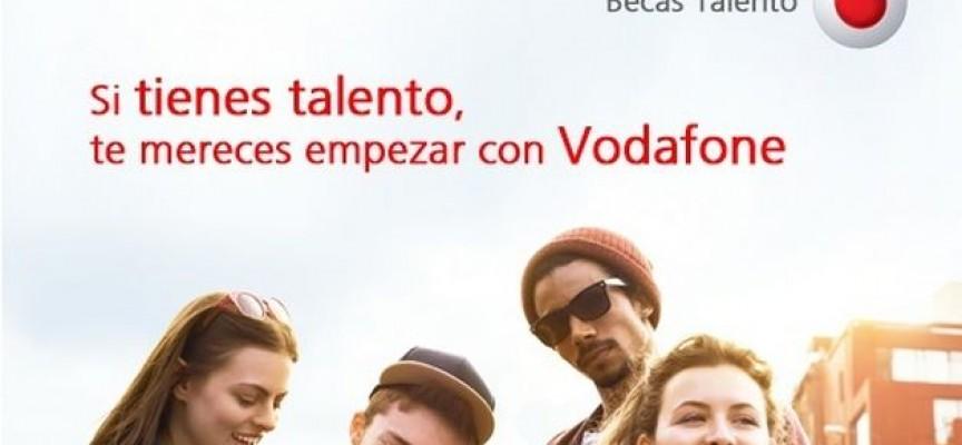 Programa de Becas Talento Vodafone (antes del 29 de agosto)