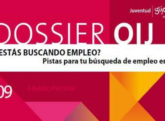 ¿Estás buscando empleo? – Dossier del Ayutamiento de Gijon. Interesante