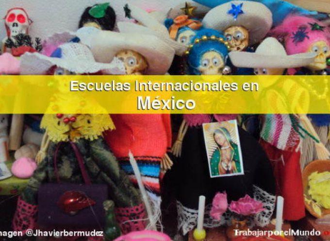 Listado de colegios internacionales de México