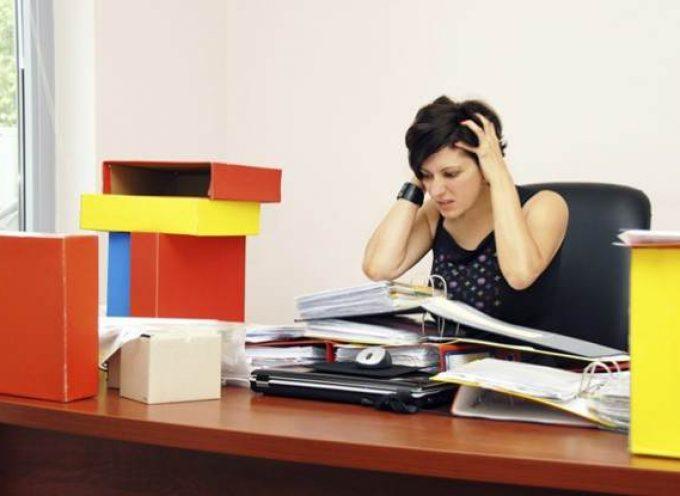 Reduce el estrés laboral en tu empresa