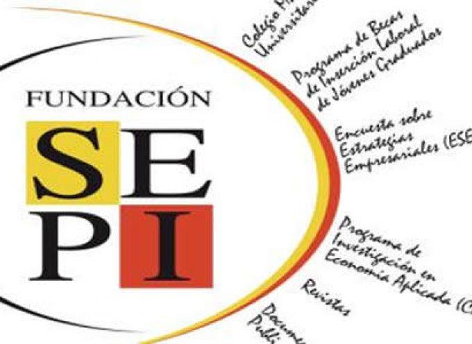 48 BECAS DE PRÁCTICAS EN LA FUNDACIÓN SEPI ( hasta el 4 de septiembre)