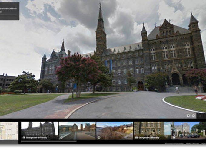 Google suma 36 nuevos campus universitarios para recorrer con Street View