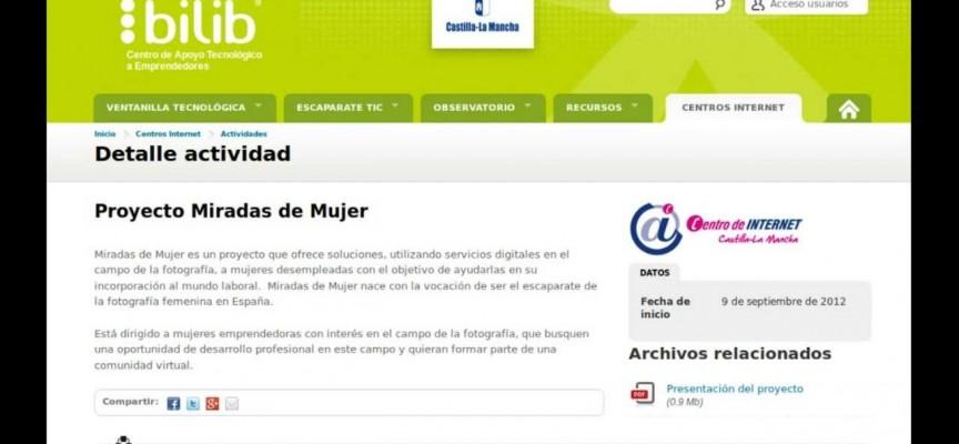Directorio de empresas Castilla La Mancha – Nuevas tecnologías.