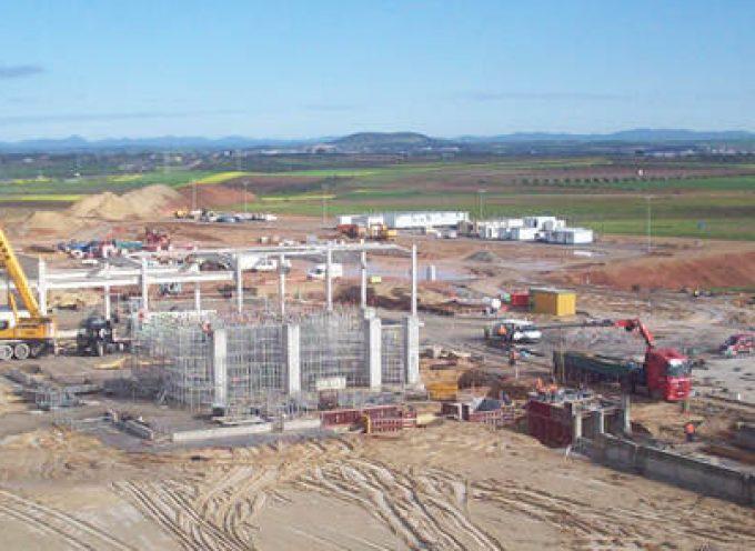 La planta de biomasa de Ence generará 30 empleos directos y 400 indirectos.